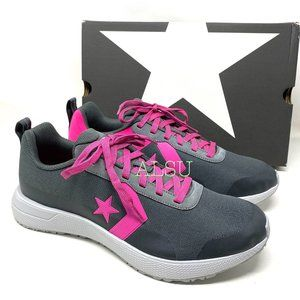 Converse STAR SERIES Run Low Top Canvas Pink W